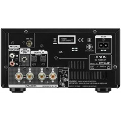 Stereo Receiver z CD RCD-M41