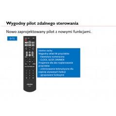 Mini system stereo z CD D-T1