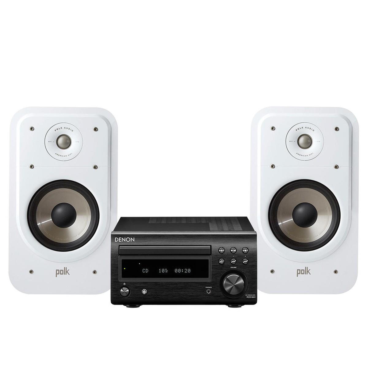 Amplituner stereo z CD RCD-M41