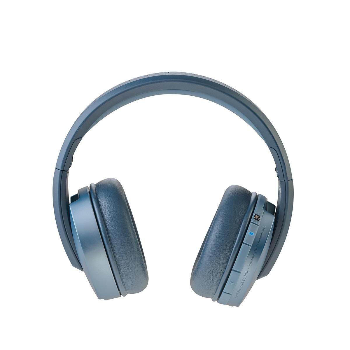 Bezprzewodowe słuchawki nagłowne LISTEN WIRELESS CHIC