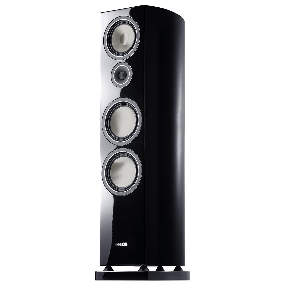 Floorstanding speaker VENTO 896.2 DC BLACK HGL