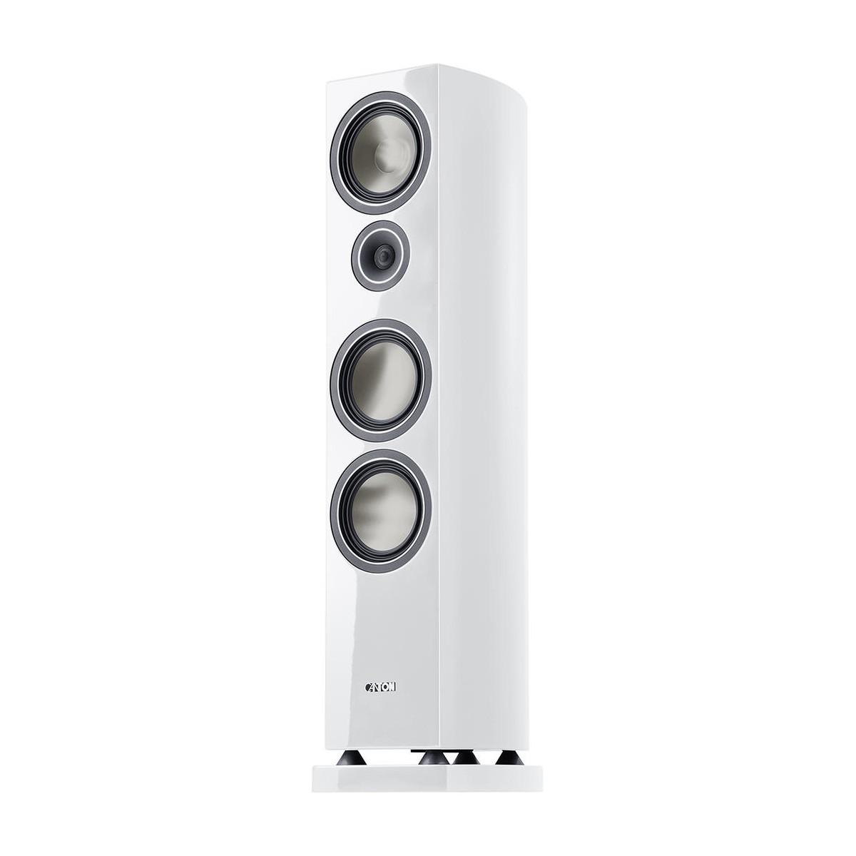 Floorstanding speaker VENTO 886.2 DC BLACK HGL
