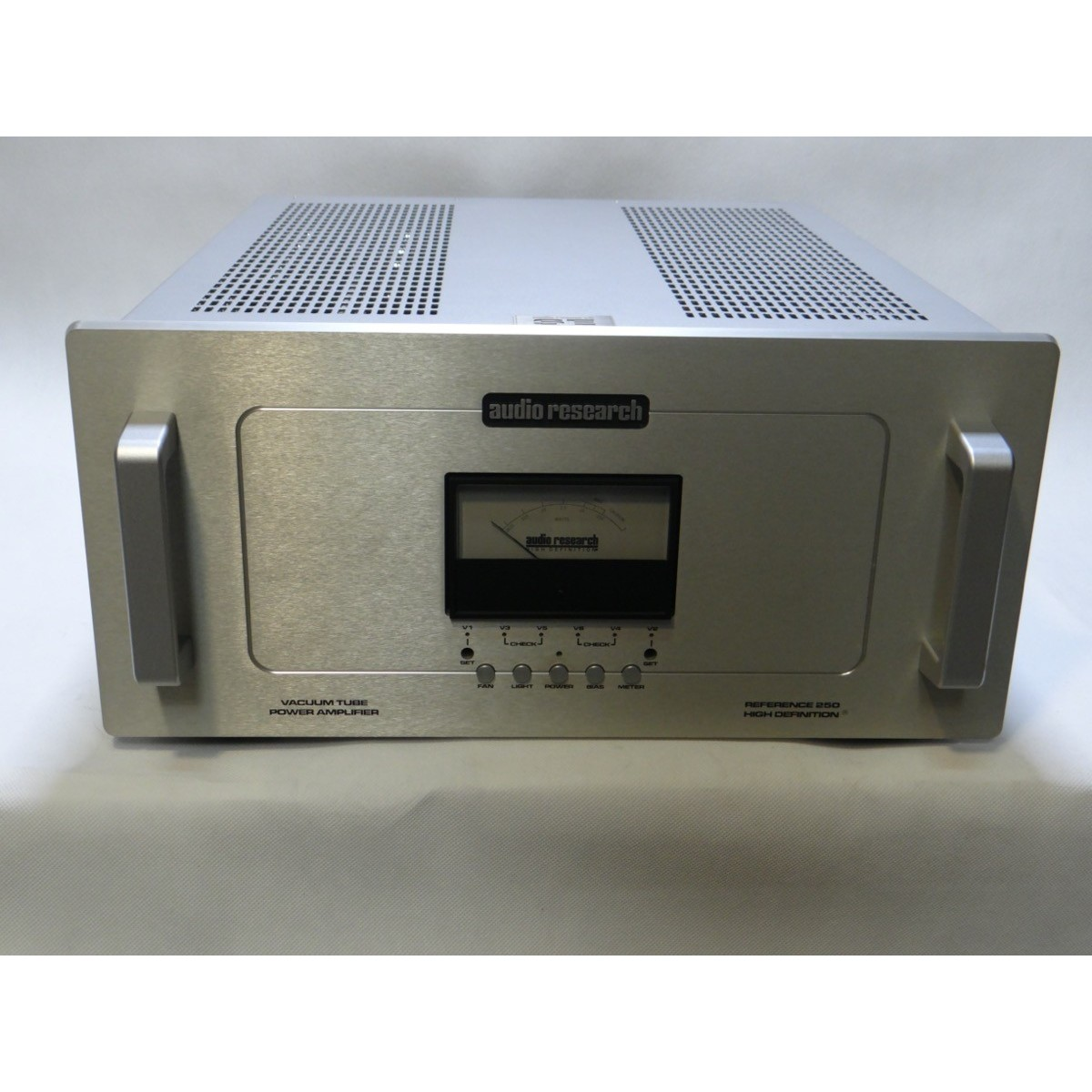 WZMACNIACZ MOCY MONO HIGH-END AUDIO RESEARCH REFERENCE 250 SE - outlet - GLO