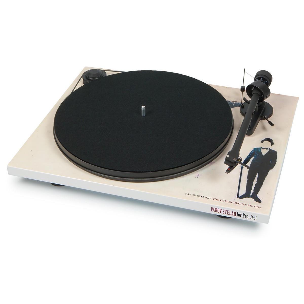 Gramofon ESSENTIAL II WHITE DEMON