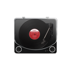 Gramofon z głośnikami stereo MAX LP