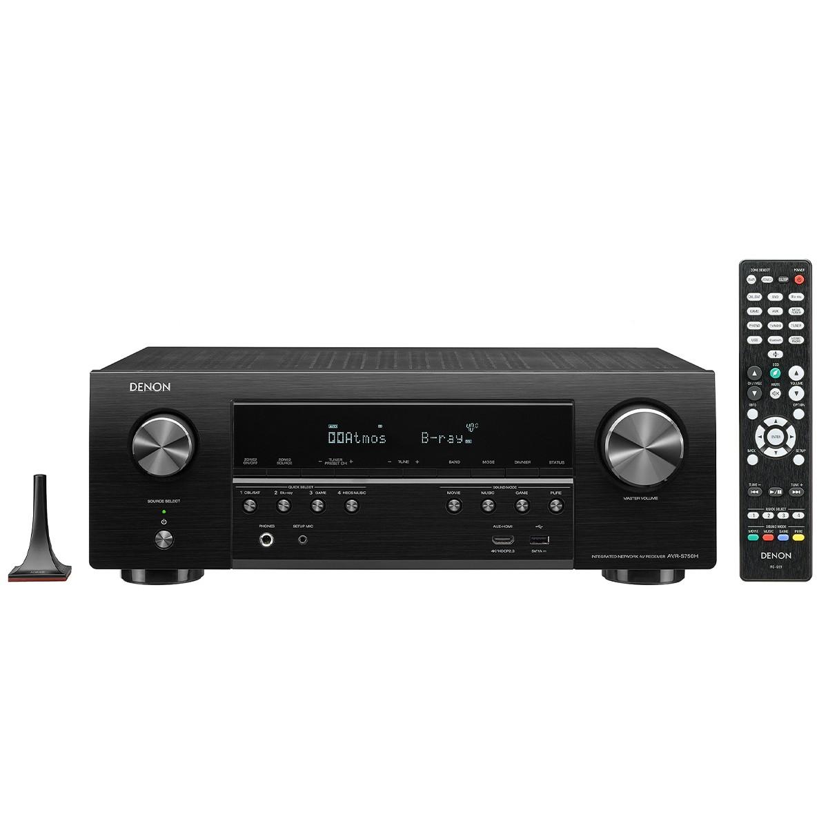 Amplituner sieciowy 7.2 HD AVR-S750H