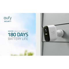 Bezprzewodowy system kamer bezpieczeństwa EUFYCAM 2C (2+1)