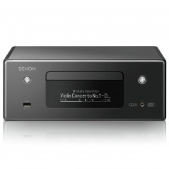 Stereo Receiver CD RCDN-11 DAB