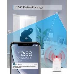 System alarmowy 5-Piece Home Alarm Kit