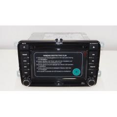 STACJA MULTIMEDIALNA DVD Z NAWIGACJĄ DO VW ZE-NC2010 - outlet - GLO 86002
