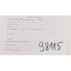 MASKOWNICA CIEMNOSZARA DO BeoPlay A6 - outlet - GLO 98115