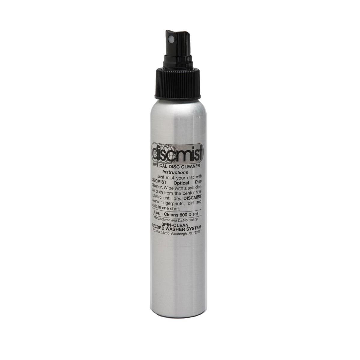 Środek do czyszczenia dysków optycznych SPIN-CLEAN DISCMIST OPTICAL DISC CLEANER 8OZ
