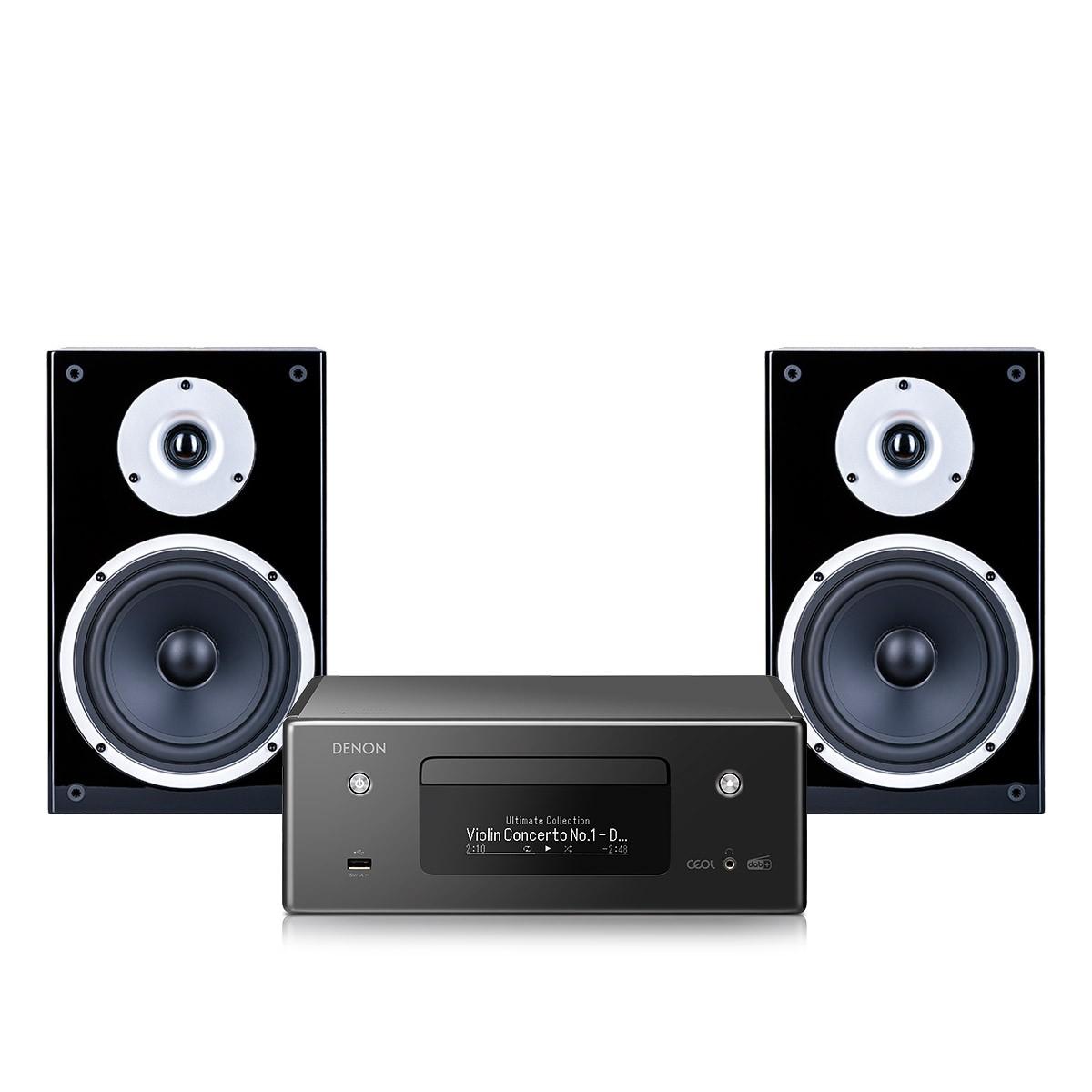 Amplituner stereo z CD RCDN-11 DAB