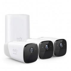 Bezprzewodowy system kamer bezpieczeństwa EUFYCAM 2 PRO (3+1)
