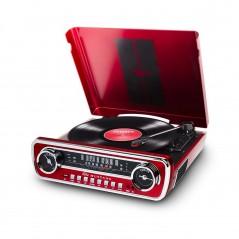 Gramofon MUSTANG LP Centrum muzyczne 4 w 1