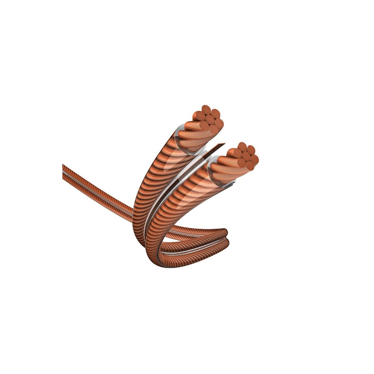 EXELLENZ-Przewód głośnikowy LS MSR 4.0MM (1m)