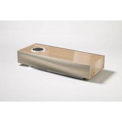 Bezprzewodowy system muzyczny Mu-so Wood Edition