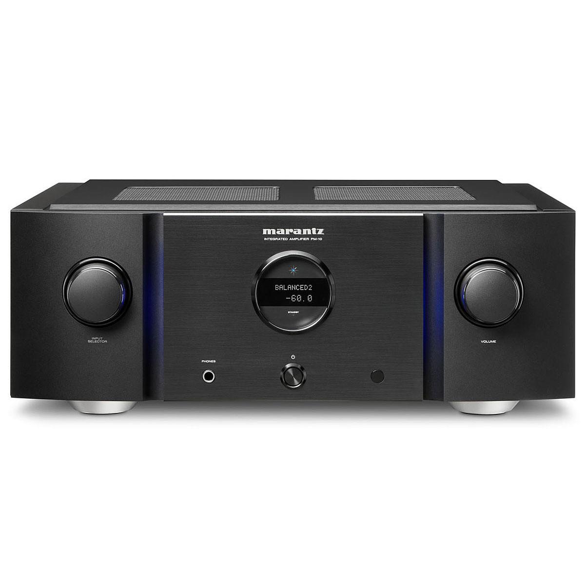 Wzmacniacz stereo PM-10