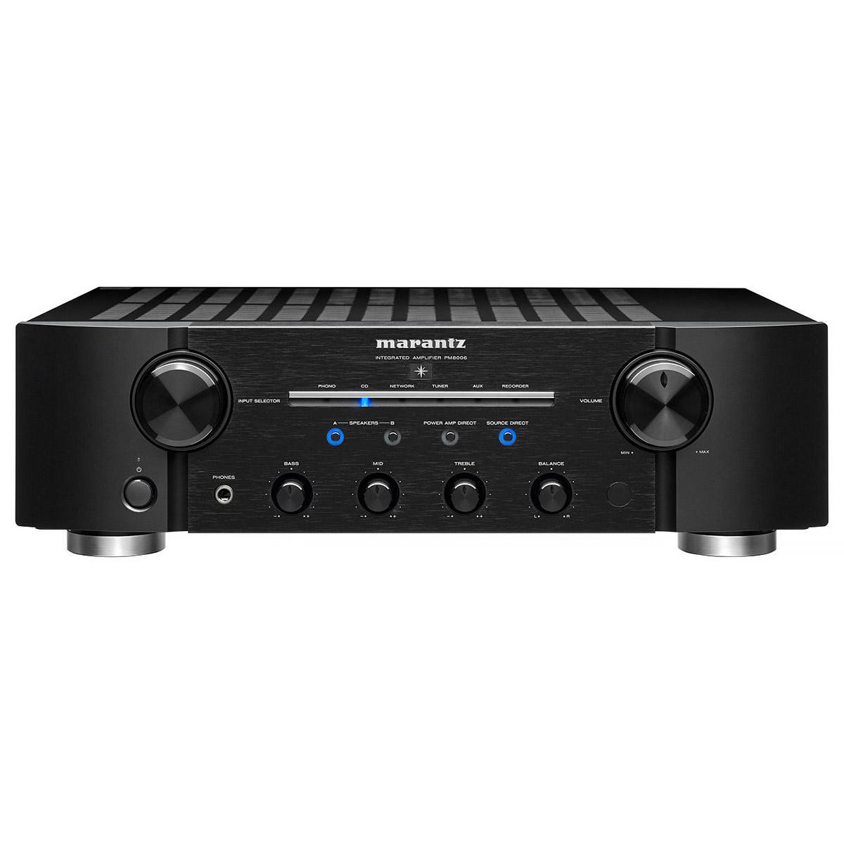 Analogowy wzmacniacz stereo PM8006